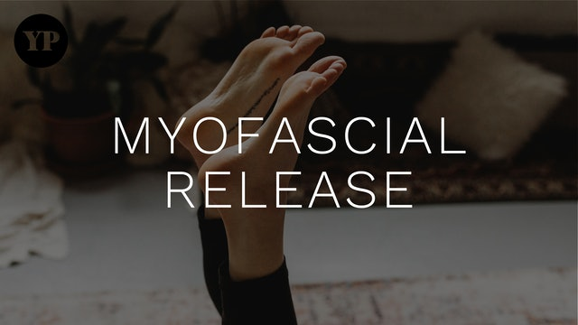 Myofascial Release at Yoga Pearl