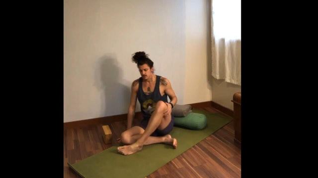 Amana Live 6/3: Yin Chakra Series with Tucker Shelton: Throat + Third Eye