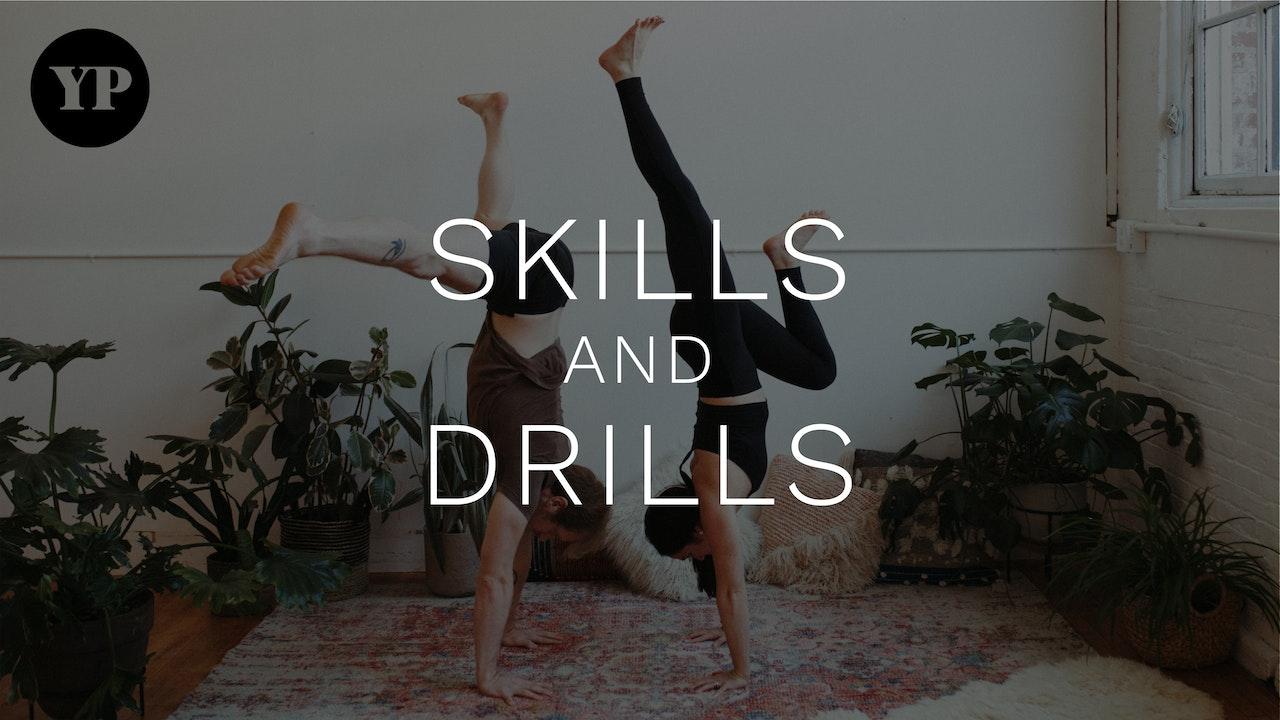 Skills & Drills at Yoga Pearl
