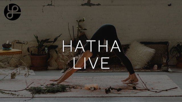 Yoga Pearl Live 4/22: Hatha w/ Colin (8:00am PST)