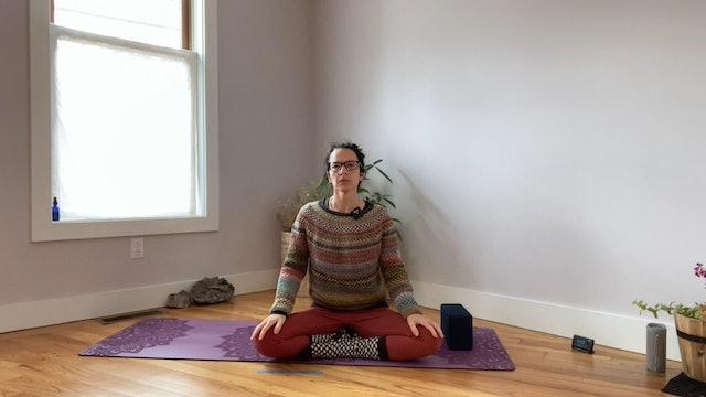 Yoga Nidra with the Mantra Om Som