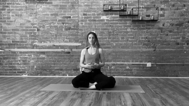 Throat Chakra Meditation with Alia