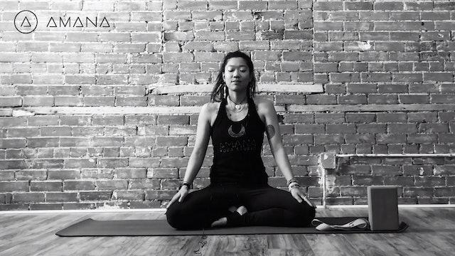 Amana Live 6/4: Meditation with Alia