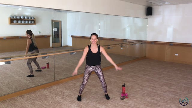 Holiday Pilates at the Barre