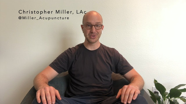 Body Scan with Christopher Miller