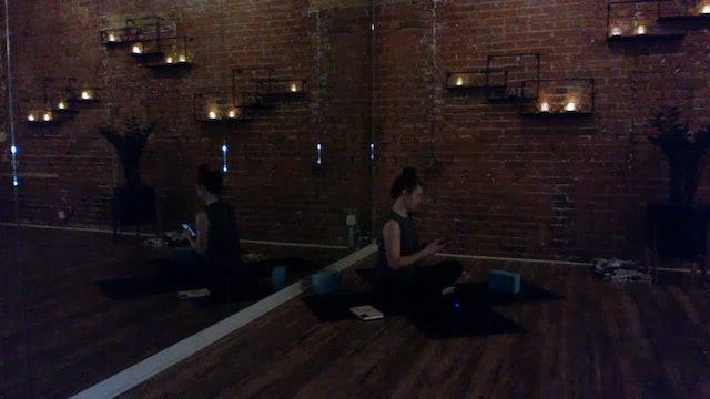 Amana Live 7/1: Meditation with Alia