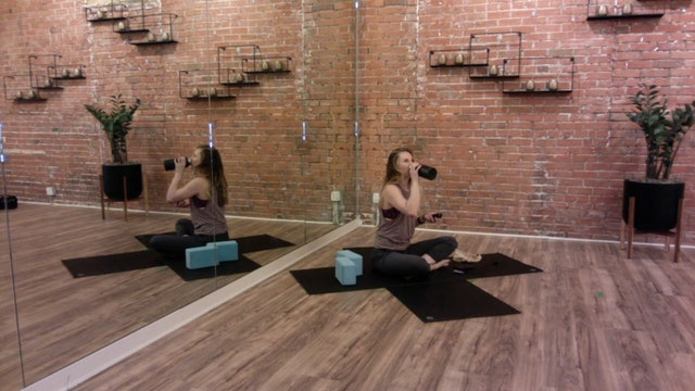 Amana Live 6/24: Meditation with Alia