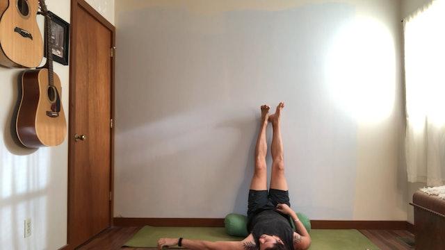 Yin Chakra Series with Tucker Shelton - Legs + Hips