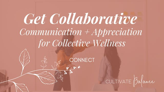 Get Collaborative | Communication + A...