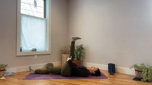 Lazy Day Yoga