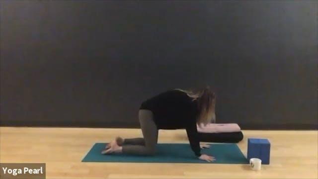 Yoga Pearl Live 10/14: Yin