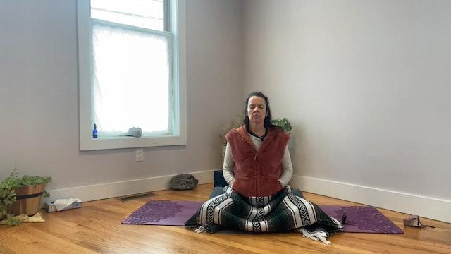 Yoga Nidra - White Light focus