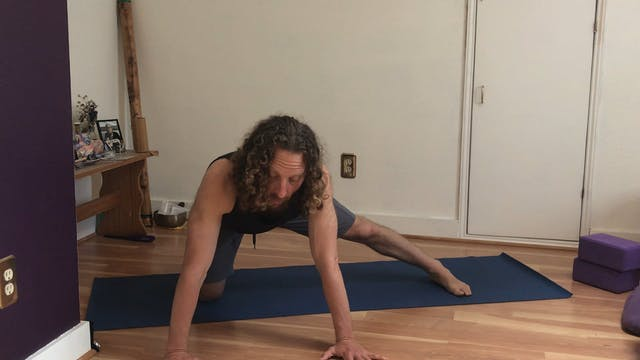 Lower Back Support with Shalom Mayberg