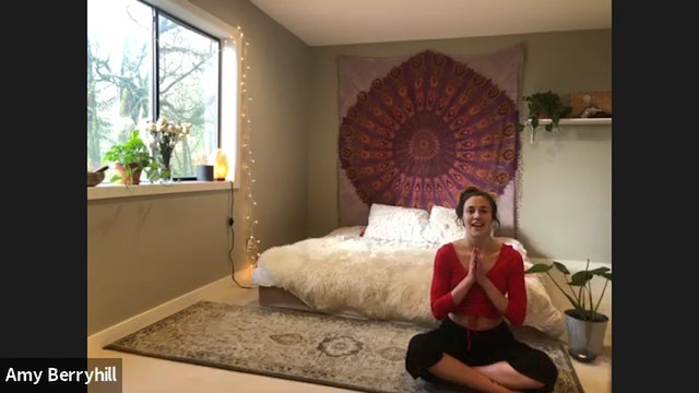 Stress Relief and Body Flush with Amy Berryhill