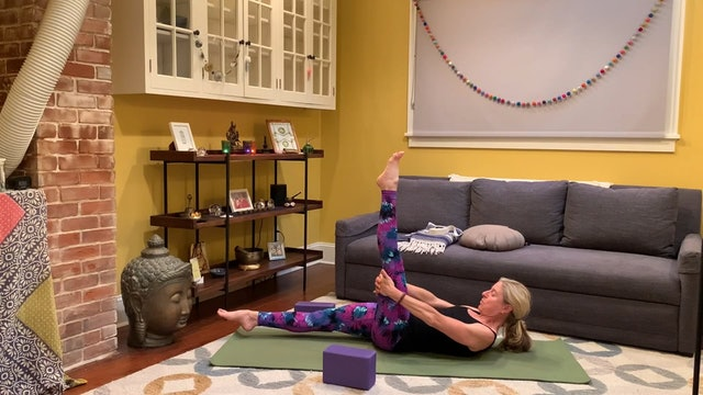 Grace, Effort and Ease with Heather Shaw