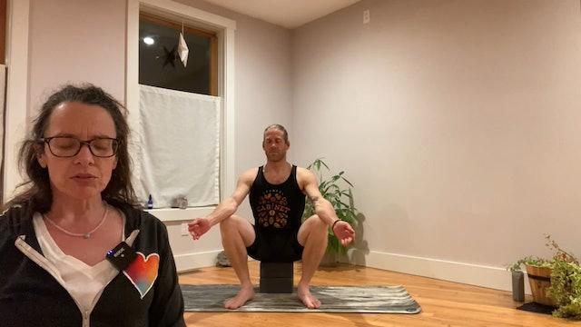Open & Lengthen Your Side Body