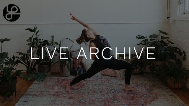Archived Yoga Pearl Live Streams