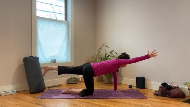 Internal External Rotations of your Legs