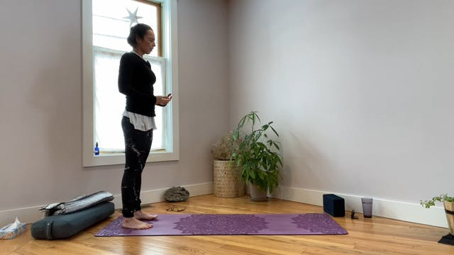 Energy Balancing Salutations