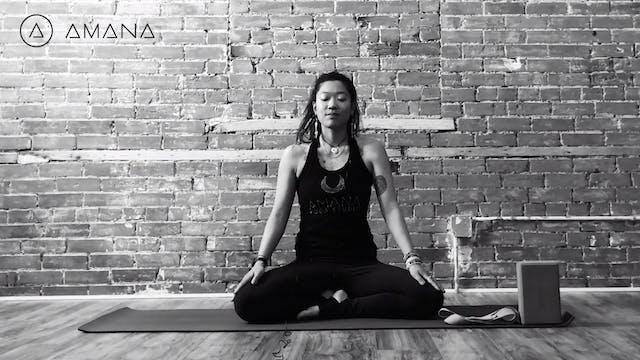 4/23 Amana Live: 1/2 Hour Meditation ...
