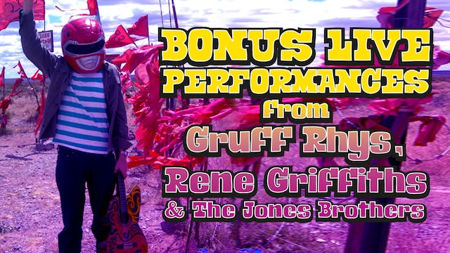 Bonus Live Performances