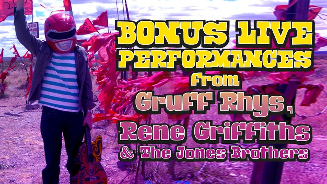 Bonus Live Performances