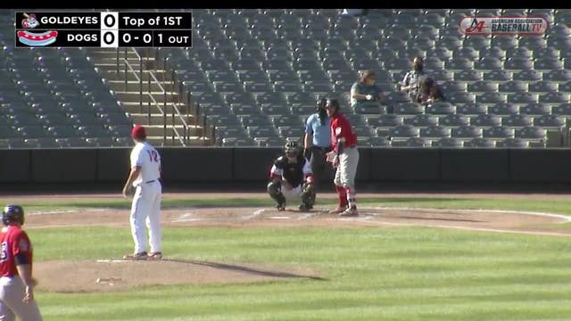 Goldeyes Highlights: September 3, 202...