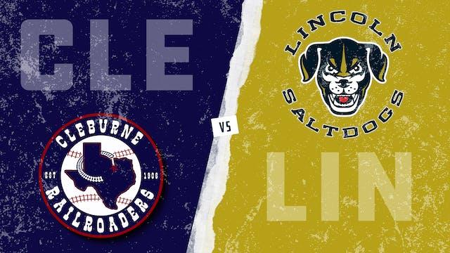 Cleburne vs. Lincoln (8/26/21)