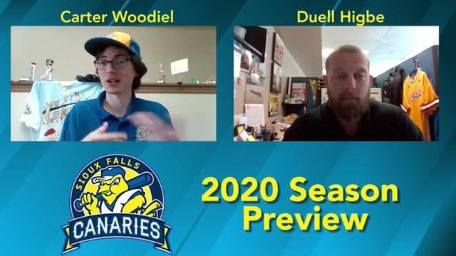 2020 Season Q&A