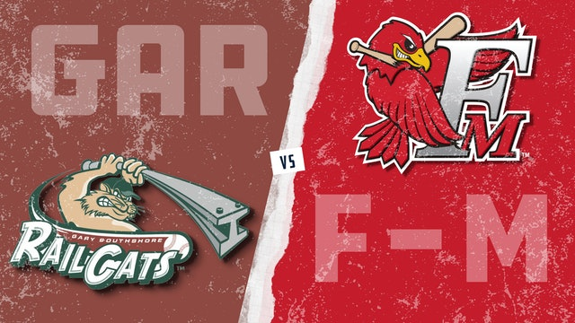 Gary SouthShore vs. Fargo-Moorhead (7/13/21)