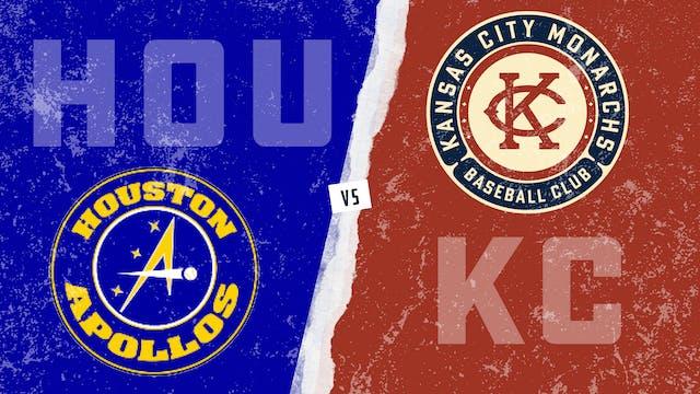 Houston vs. Kansas City - Game 1 (7/2...