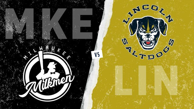 Milwaukee vs. Lincoln (9/1/21)