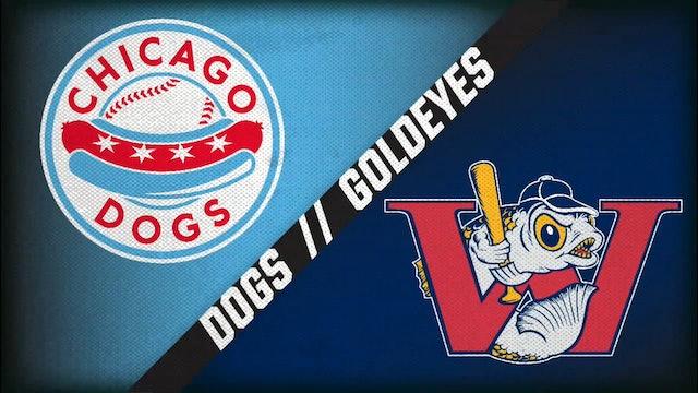 Chicago vs. Winnipeg (8/4/20) - Part 1