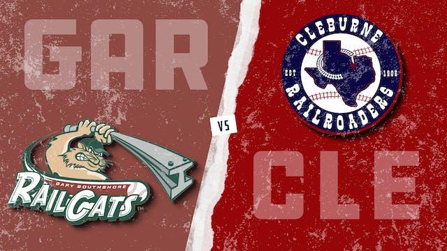 Gary SouthShore vs. Cleburne (7/29/21)