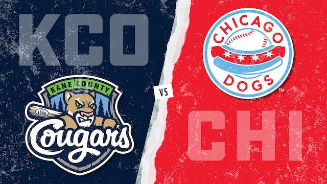 Kane County vs. Chicago (7/27/21)