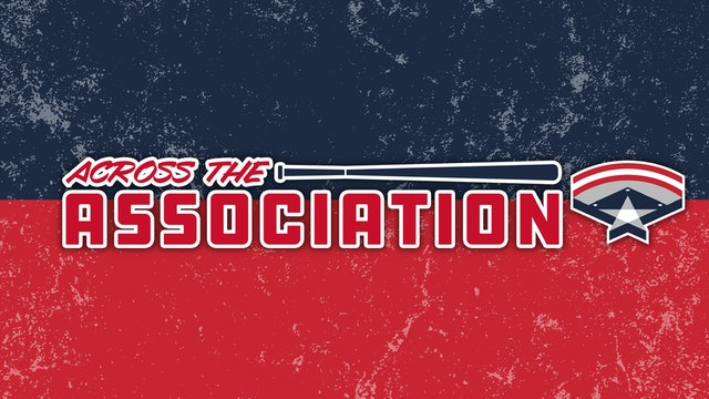 Across the Association - Week #13 (8/10/21)