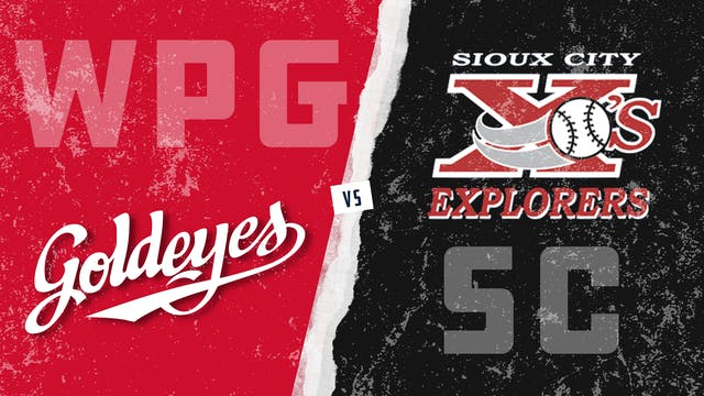 Winnipeg vs. Sioux City (7/28/21)