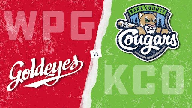 Winnipeg vs. Kane County (8/15/21)
