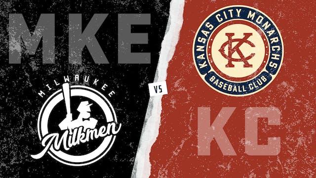 Milwaukee vs. Kansas City (8/20/21)