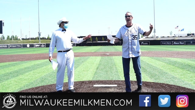 Milwaukee Milkmen - Baseball Returns July 2020
