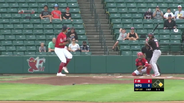 Goldeyes Highlights: August 13, 2020 vs. Fargo-Moorhead
