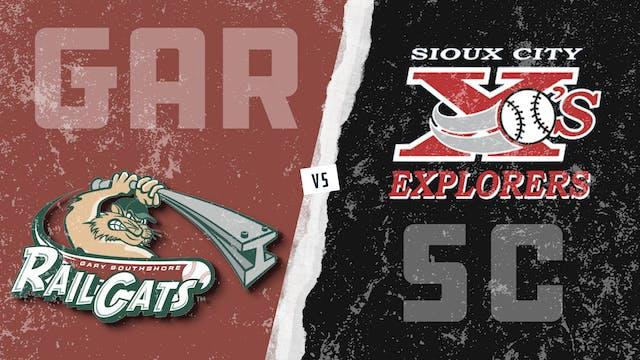 Gary SouthShore vs. Sioux City (8/1/21)
