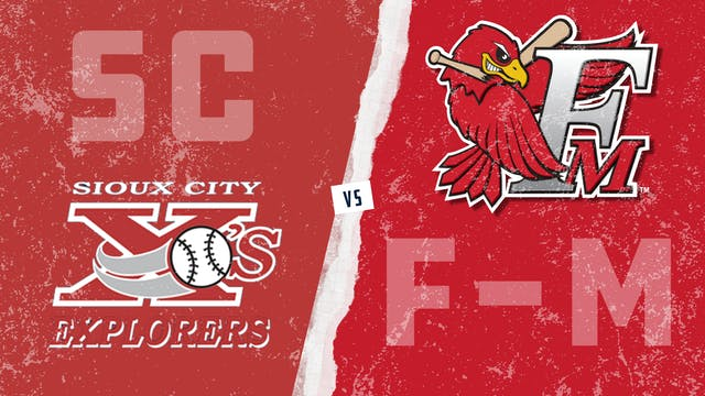 Sioux City vs. Fargo-Moorhead (8/31/21)