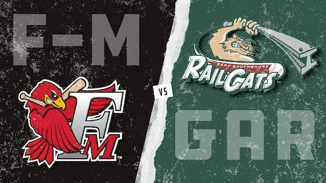 Fargo-Moorhead vs. Gary Southshore - Game 1 (5/31/21)