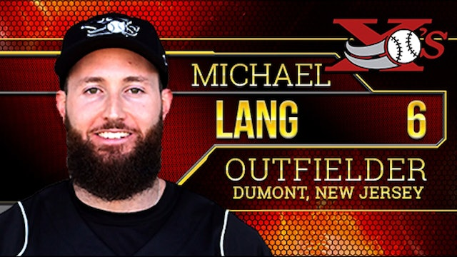 Michael Lang Ends Playoff Game With Incredible Catch