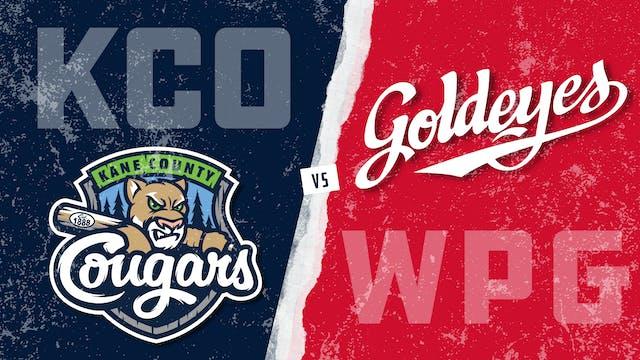 Goldeyes Highlights: August 21 vs. Ka...