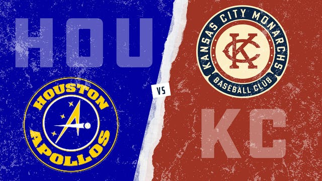 Houston vs. Kansas City - Game 1 (6/1...
