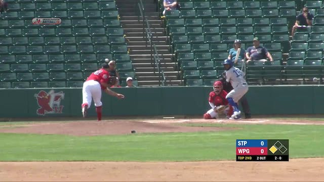 Goldeyes Highlights: August 2, 2020 v...