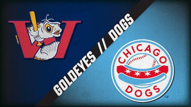 Winnipeg vs. Chicago - Suspended Game...