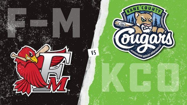 Fargo-Moorhead vs. Kane County (6/4/2...